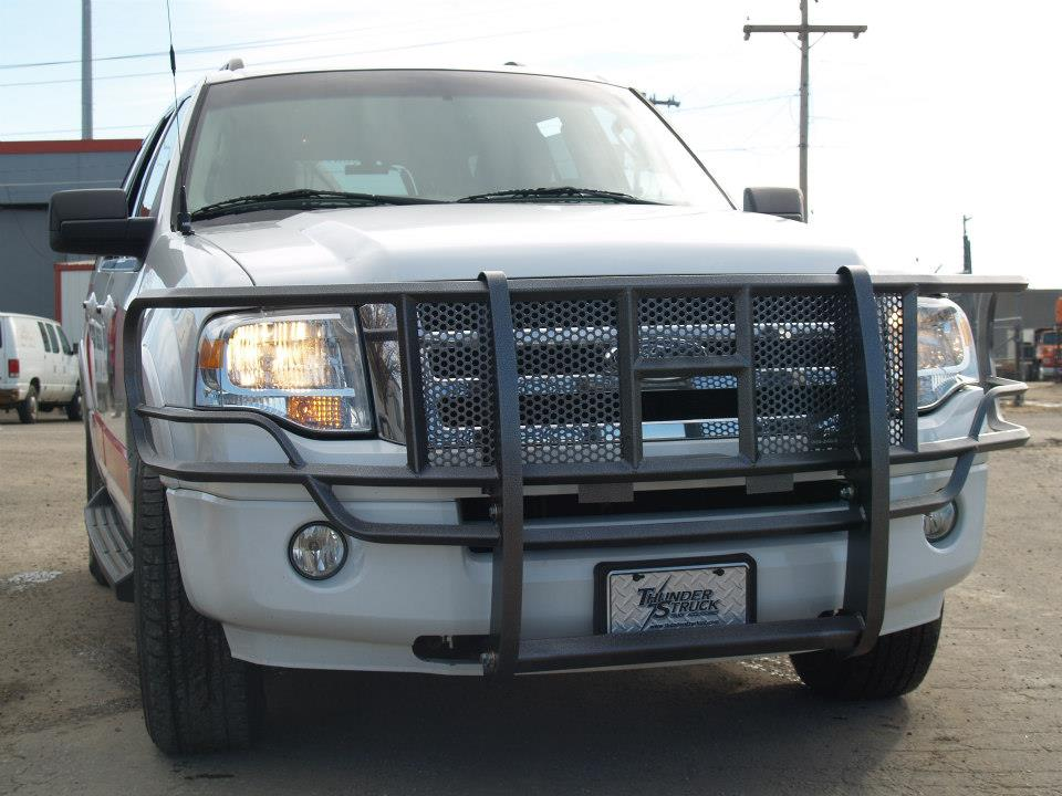 Ford Expedition Bumper Guard : About us